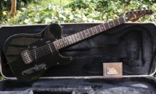 Highly Collectable 1985 Black G&L Broadcaster With Factory Inspection Label Hand Signed By Leo Fender & OHC