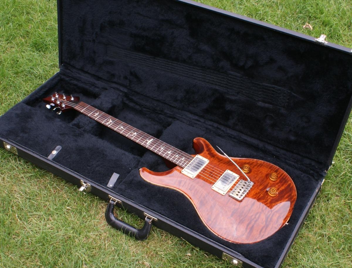 Fender Locking Tuners >> Beautiful 2002 PRS Custom 22 In Root Beer Finish & OHC ...