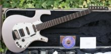 Pristine 2000 Parker Fly MidiAxe (Time Capsule) Heather Grey, Complete with OHC & Full Accessory Pack