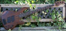 As New Sandberg Panther 4 Special Bass, Bocote/Mahogany Body & Matching Headstock