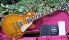 Stunning 2017 Gibson Custom Shop 1958 (R8) Les Paul Standard VOS Dirty Lemon & OHC