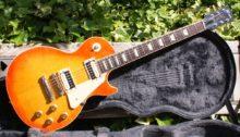 Gorgeous 2005 Gibson Les Paul Ltd Edition Standard, Faded Cherry Sunburst & OHC