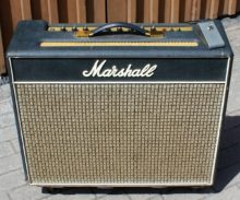 Rare 1971 Marshall Artiste 2040 2x12 50 watt Hand Wired Valve Combo Amplifier.