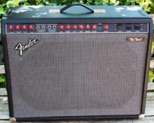 Fender The Twin 2-Channel 100-Watt 2x12