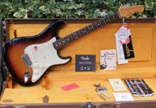 Gorgeous & Mint Condition 2006 Fender American Vintage '62 Stratocaster - 3-Color Sunburst & OHC