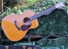 2002 Martin 000-28EC Eric Clapton Signature Acoustic Guitar With L.R. Baggs Pickup & OHC