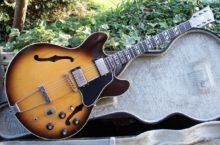 Gorgeous 1977 Gibson ES-345 TD (Stereo) 3 Tone Sunburst & Case