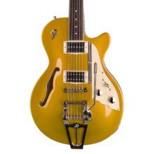 Beautiful New Duesenberg Starplayer TV Gold Top