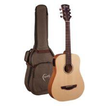 Faith FDS Nomad Mini-Saturn Electro Acoustic Guitar Satin Finish & Faith Gig Bag
