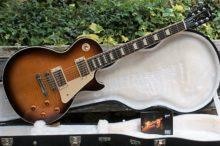 Lovely 2013 Gibson Les Paul Standard In Desert Burst, With Original Case