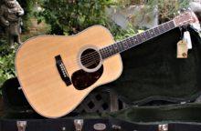 Pristine 2014 Martin HD-35 Dreadnought Acoustic & Original Case