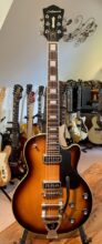 Most Excellent 1990's DeArmond (By Guild) M-75T & Hard Case