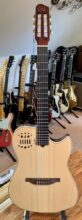 Mint Condition Godin Multiac Nylon SA Natural