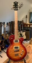 Beautiful & Rare 2005 Yamaha AES-920 Honeyburst Quilted-Maple MIJ & Case