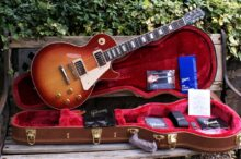 *New* 2021 Gibson USA Les Paul Standard 50's in Heritage Cherry Sunburst w/OHSC & All Candy